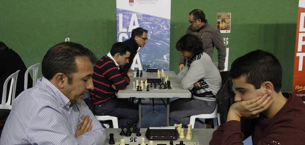 Adrián García repite victoria en el XXXIII Torneo de Ajedrez de Reyes de Laguna