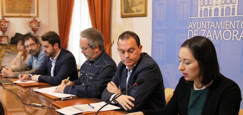 Un acuerdo con Ciudadanos y la concejala no adscrita desbloquea los presupuestos en Zamora