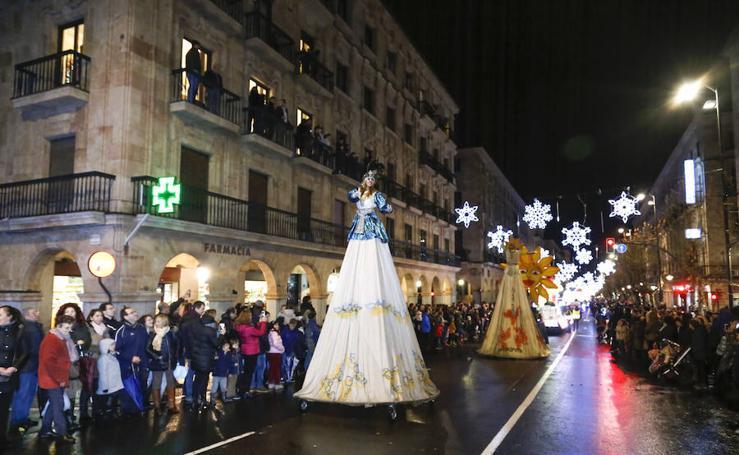Cabalgata de Salamanca
