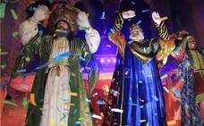 Los Reyes Magos irán a pie o en andas si el pavimento está resbaladizo