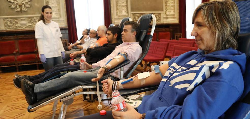 Palencia superó las 6.000 donaciones de sangre en 2017