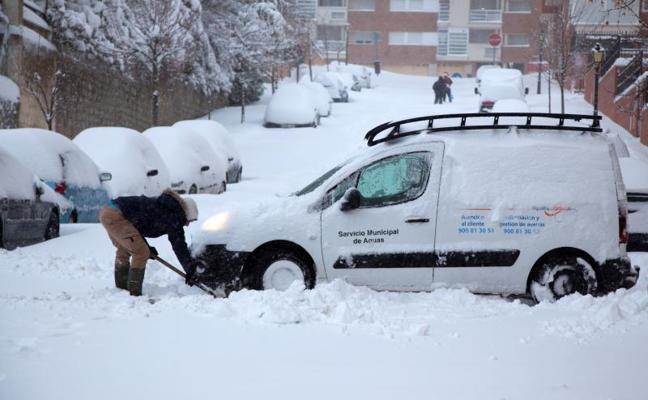 Qué ocurre si nos quedamos bloqueados en la nieve