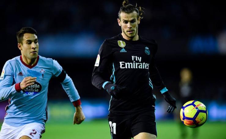 Los mejores momentos del Celta-Real Madrid, en imágenes
