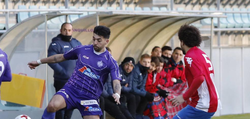 El Palencia Cristo Atlético regala el partido ante el Tordesillas