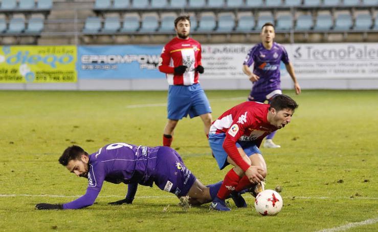 Palencia Cristo Atlético (1-2) Atlético Tordesillas