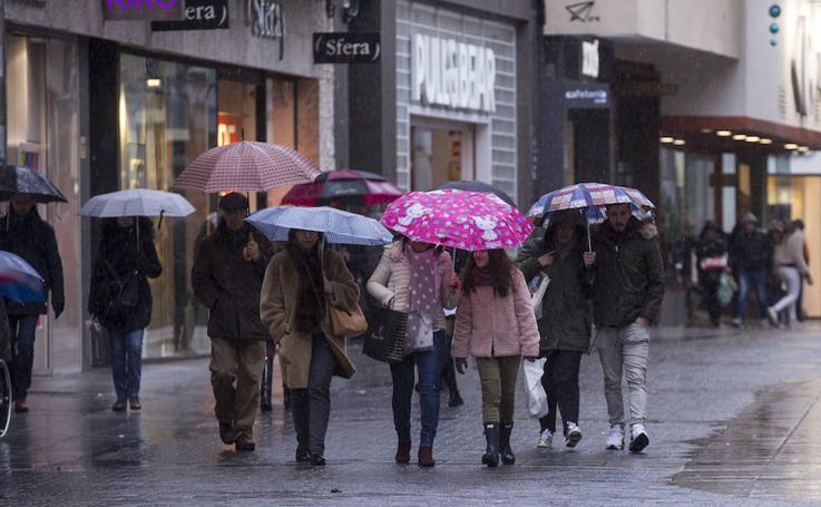 Comienzan las Rebajas de invierno en Valladolid