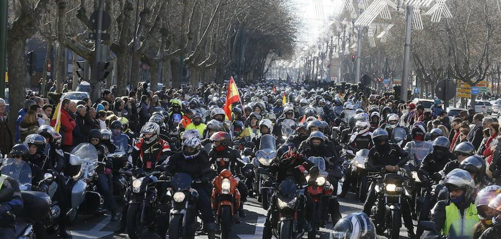 La celebración de Pingüinos en Valladolid provocará cortes en la CL-610
