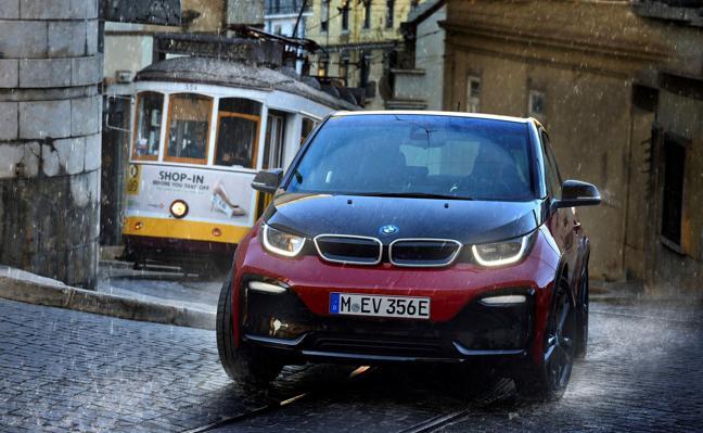 BMW equipará el control de tracción del i3s en los futuros modelos