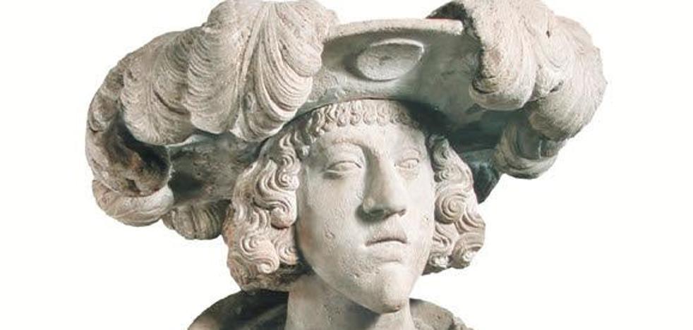 Recepción a los hijOs del rey Tremecén