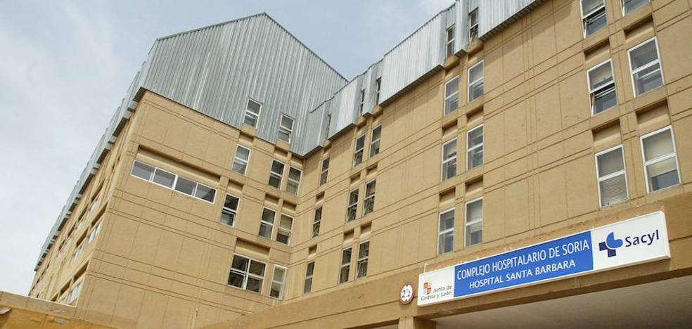 El hospital de Soria se colapsa con 34 atendidos por caídas ocasionadas por el hielo