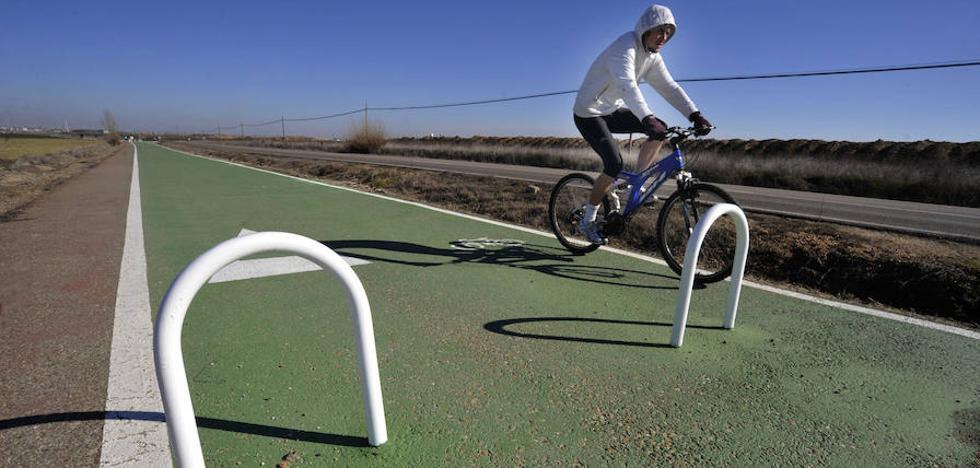 Los ciclocarriles de Medina del Campo estarán listos este trimestre