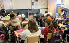 Más de 10.300 alumnos de Segovia se quedan sin clase