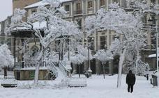 Un nuevo frente de nevadas llega a la comunidad
