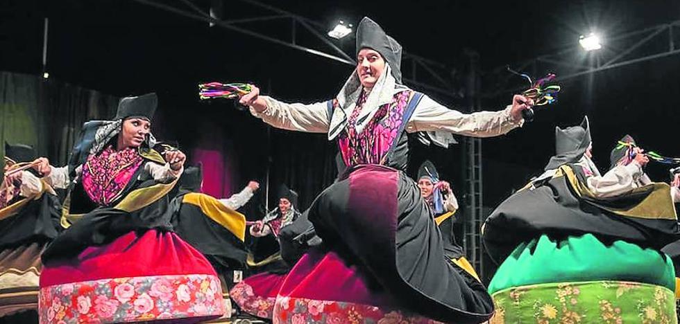 Palencia, con el patrimonio inmaterial de las danzas