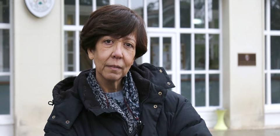 Mónica Fernández Salím, nueva directora de la Escuela de Enfermería de Palencia