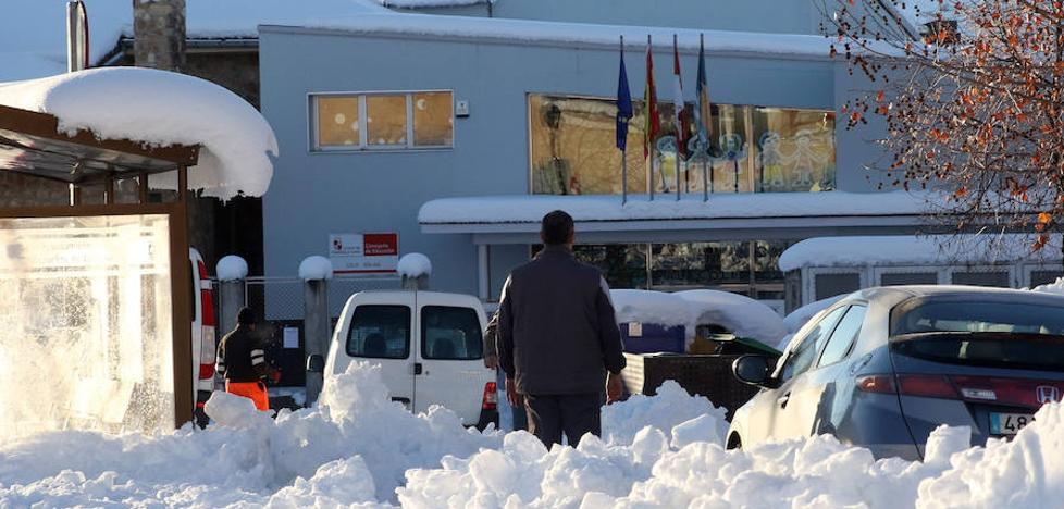 Las rutas escolares suspendidas afectan a 1.187 alumnos en Segovia
