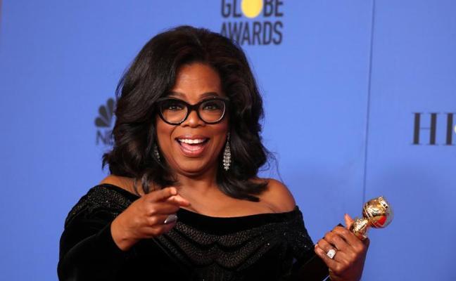 Trump no cree que Oprah se presente a presidenta, pero dice que le ganaría