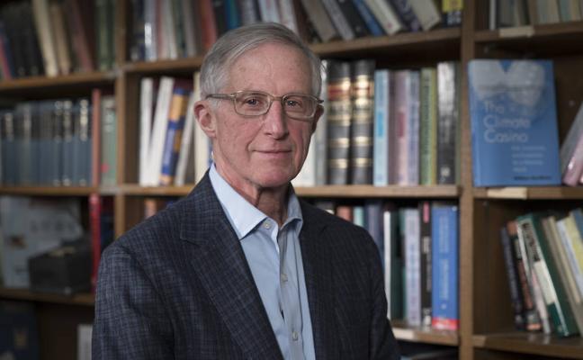 Premian al padre de la economía del cambio climático