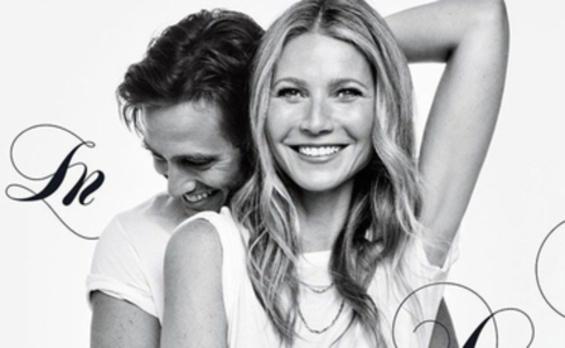 Gwyneth Paltrow y Brad Falchuk acaban con los rumores y confirman su compromiso