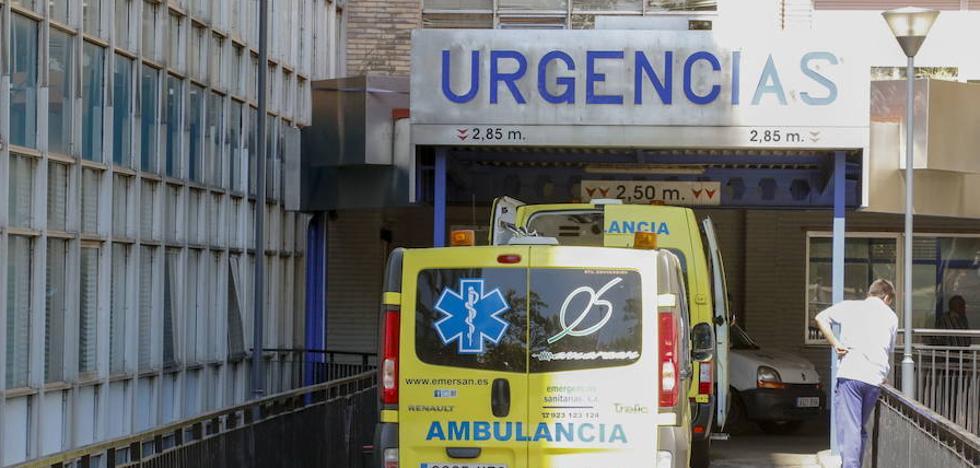 La epidemia de gripe provoca el traslado temporal de urgencias traumatológicas