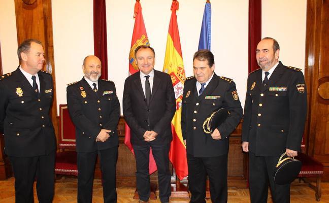 Florencio Rodríguez, nuevo comisario jefe de Operaciones de la Policía Nacional