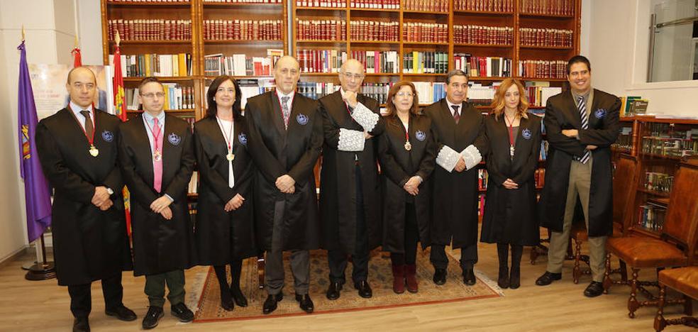 Los abogados de Palencia reclaman la dignificación de su profesión