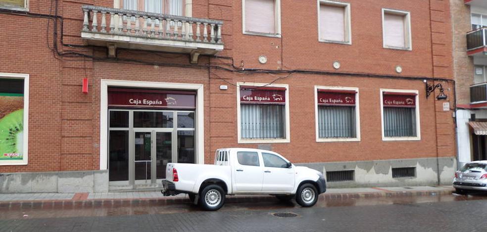 Los atracadores de Carrión se llevaron 160.000 euros