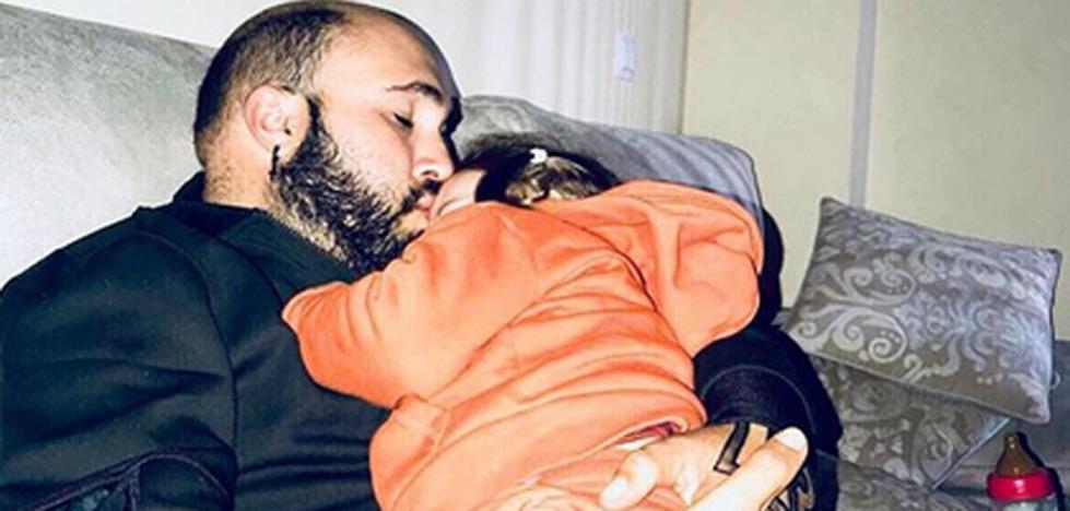 Kiko Rivera comparte unas emotivas imágenes con su hija Ana