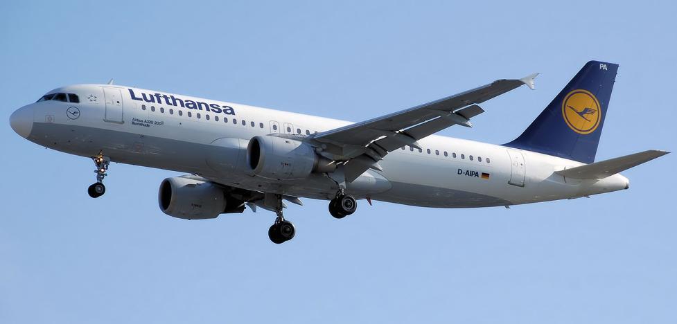 Lufthansa supera en 2017 a Ryanair como compañía aérea líder en Europa