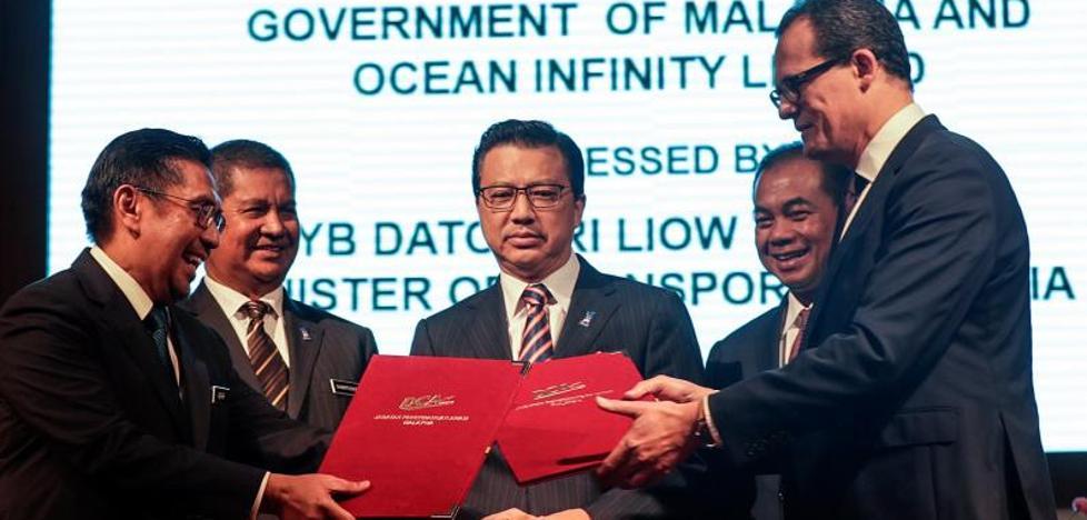 Reanudan la búsqueda del avión malasio desaparecido en 2014 con 239 personas