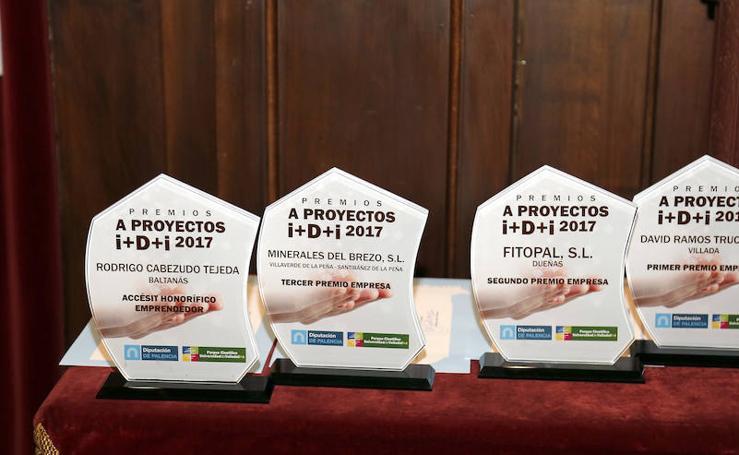 Premios 'Generando valor rural en la provincia de Palencia'