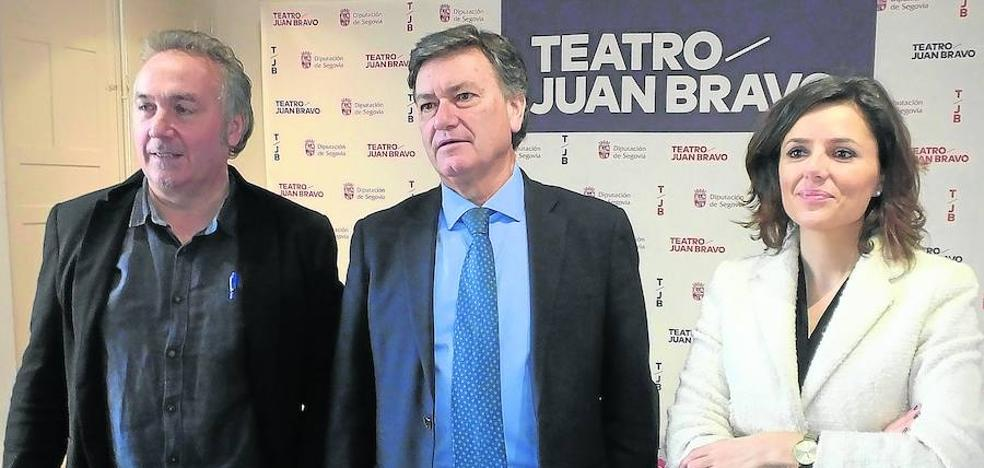 Sara Baras, Aitana Sánchez-Gijón, José Sacristán y Boadella, en el centenario del Juan Bravo