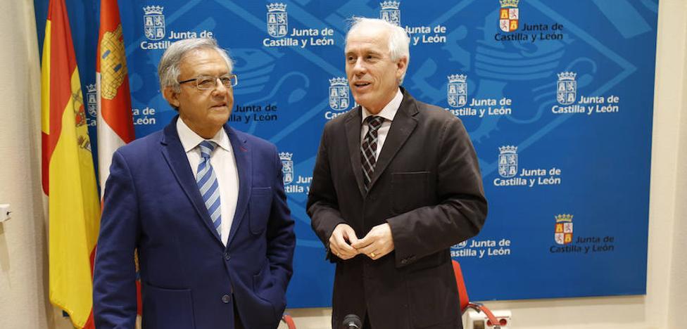 La Junta apoya a 93 trabajadores de Palencia afectados por expedientes de regulación