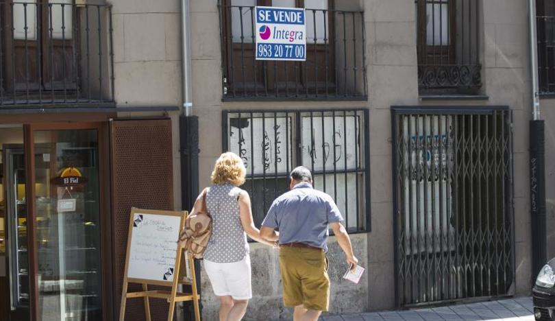 La compraventa de viviendas crece el 18,6% hasta las 1.717 en noviembre en Castilla y León