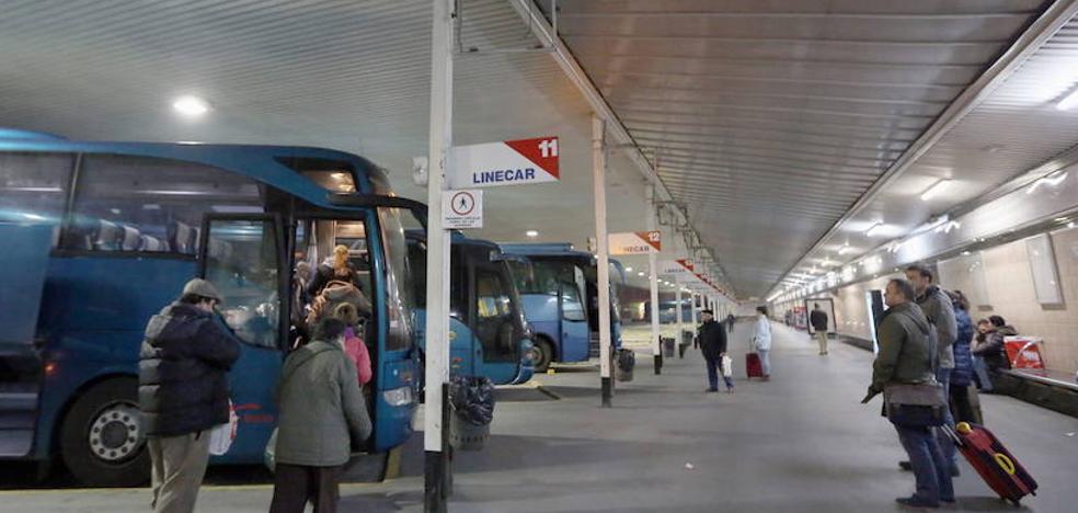 CCOO y UGT pedirán mañana desbloquear el convenio del transporte de viajeros por carretera