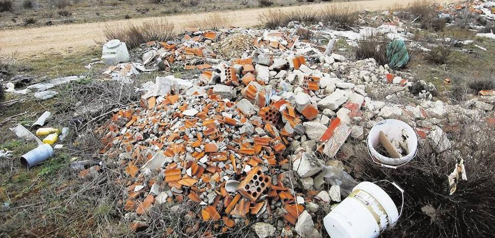 Valladolid recibirá 557.000 euros para restaurar 34 escombreras