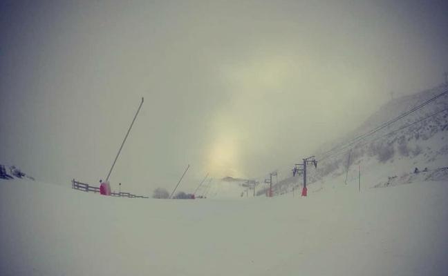Nevadones para el crecimiento del Cantábrico