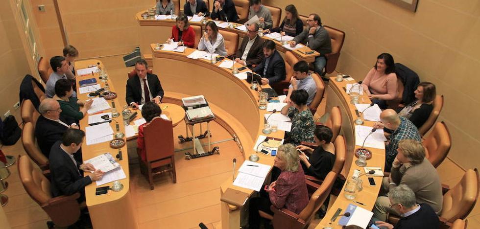 La oposición tendrá veinte días para estudiar los presupuestos
