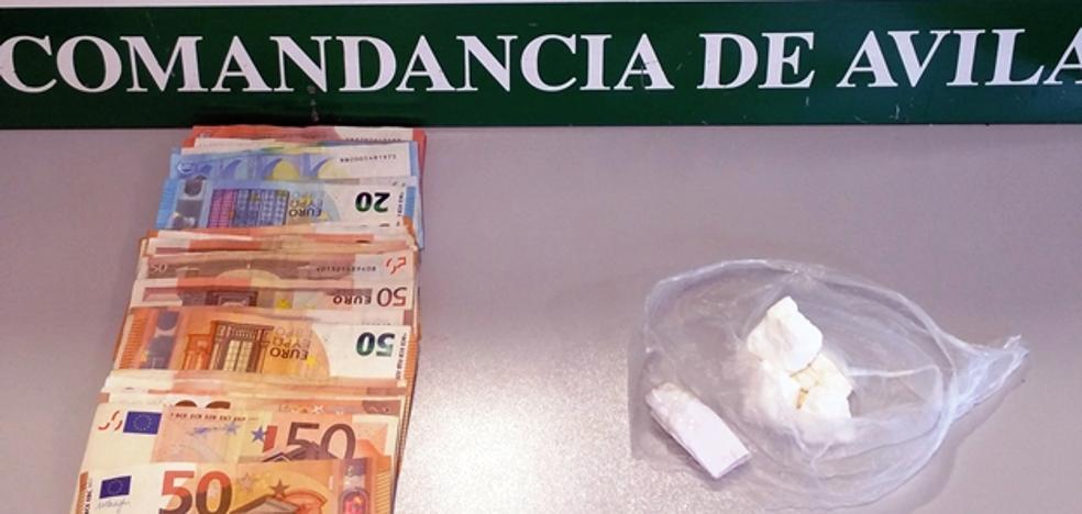 Detenido por tráfico de drogas en Santa Cruz del Valle