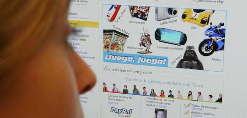 Los salmantinos gastan 17'5 millones de euros al mes en compras 'online'