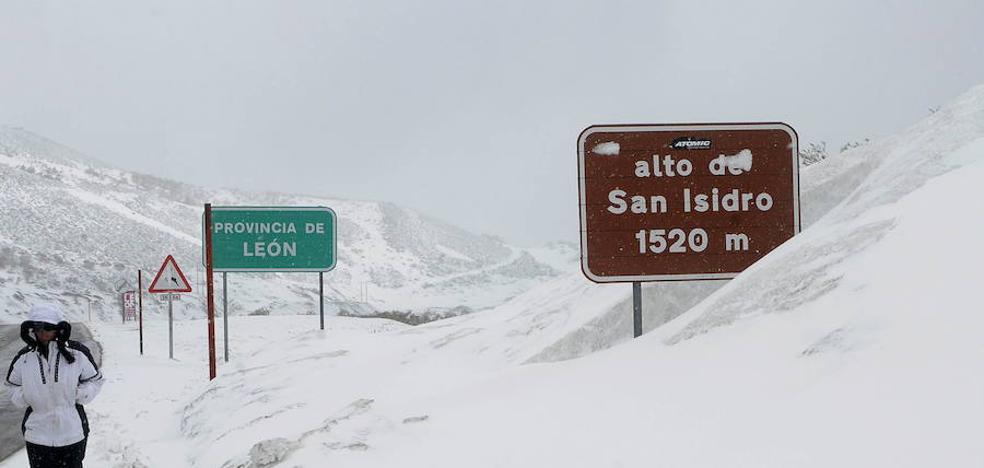Ávila, León, Salamanca y Zamora registran cinco de las temperaturas más bajas de España