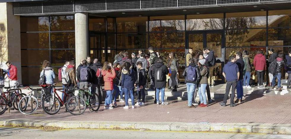 Salamanca figura en el puesto 16 por el número de estudiantes en el 'ranking' universitario español