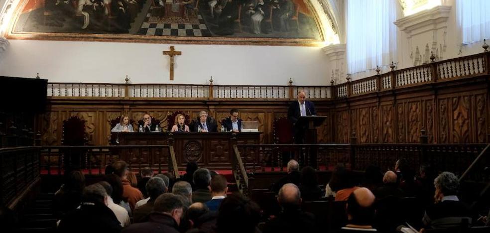 La UPSA concederá el Honoris Causa a César Alierta y a Juan José Almagro