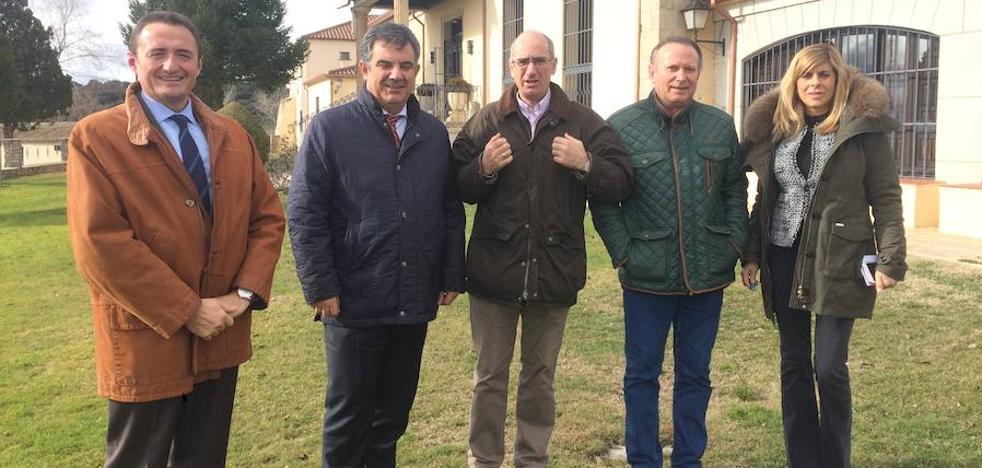 Diputación y Ministerio de Economía estudian líneas de colaboración para impulsar 'Salamaq'