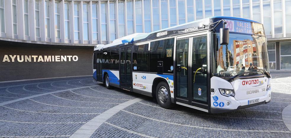 Mejora del transporte público en Santa Marta de Tormes