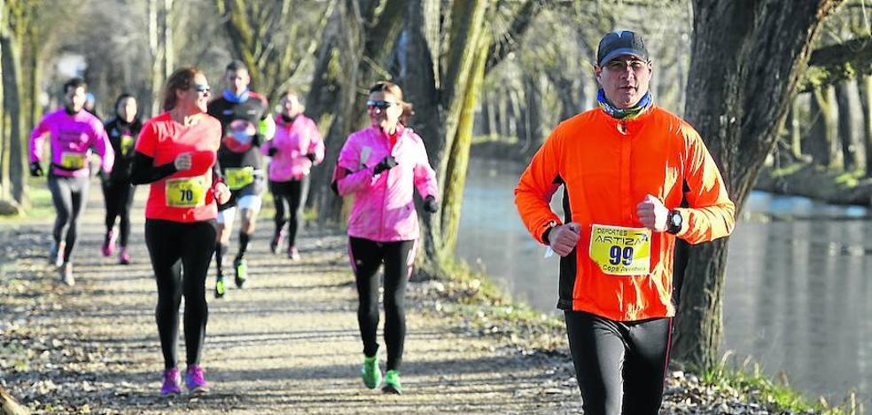 El Trail Ciudad de Palencia contará mañana con 200 participantes