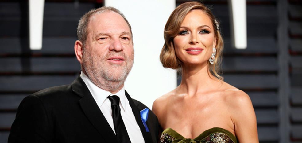 Harvey Weinstein llega a un acuerdo de divorcio con su esposa Georgina Chapman