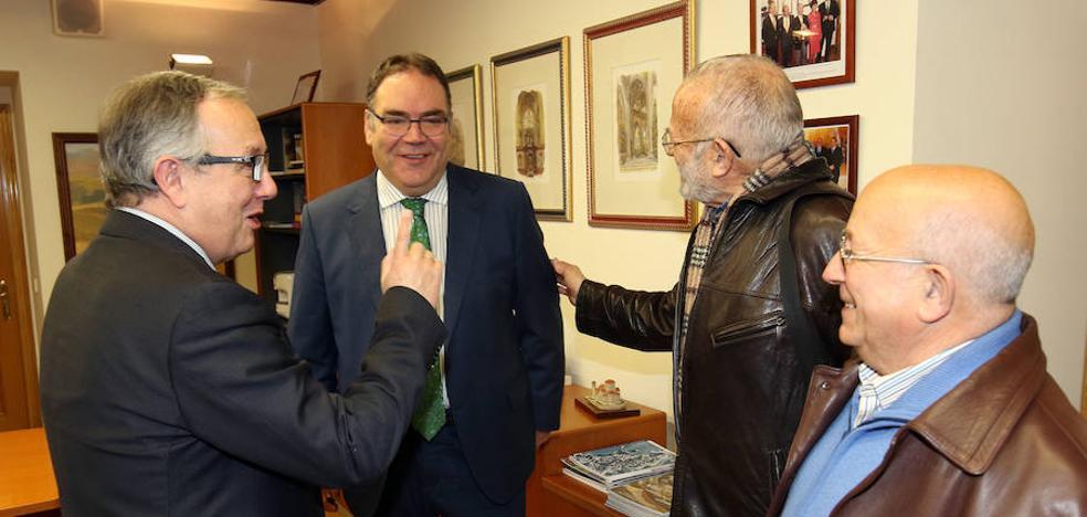 La Junta traslada a los vecinos que el centro de salud de Nueva Segovia estará en 2020