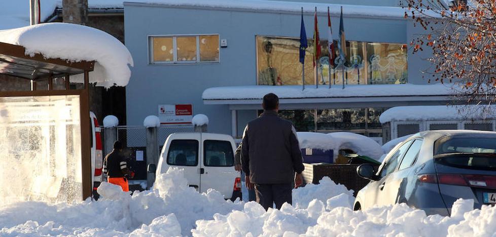 El alcalde de Palazuelos echa en falta más ayuda vecinal en la limpieza viaria