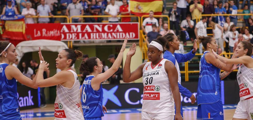 Girona y Avenida disputan el clásico de la Liga Día con más que un partido en liza